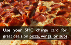 SMC charge card